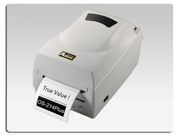 立象 OS-214 条码标签打印机